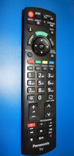 Panasonic N2QAYB000752 LCD Fernbedienung