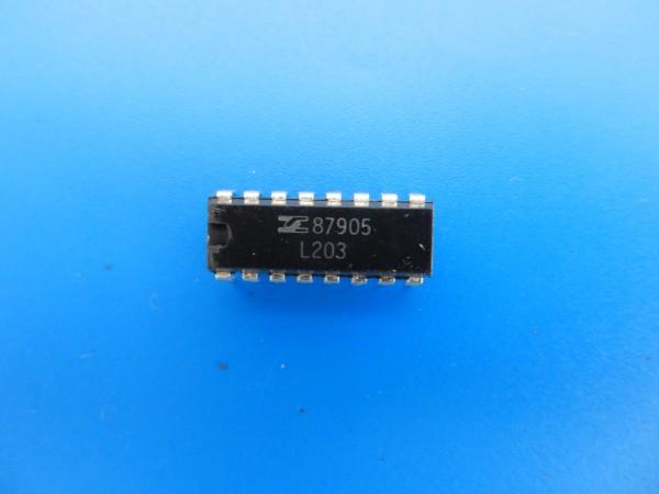 L203 Treiber IC für MCF 500 / 600 / CF 5500 von GRUNDIG