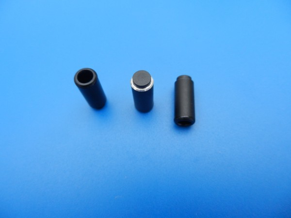 Aufsteckhebel schwarz f. Schalter für RR 1040 GRUNDIG
