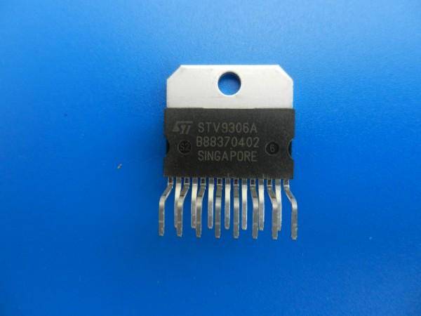 STV 9306A Vertikal IC für TV Geräte von GRUNDIG