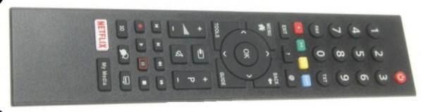 TS1 NETFLIX LCD Fernbedienung GRUNDIG für TV Geräte
