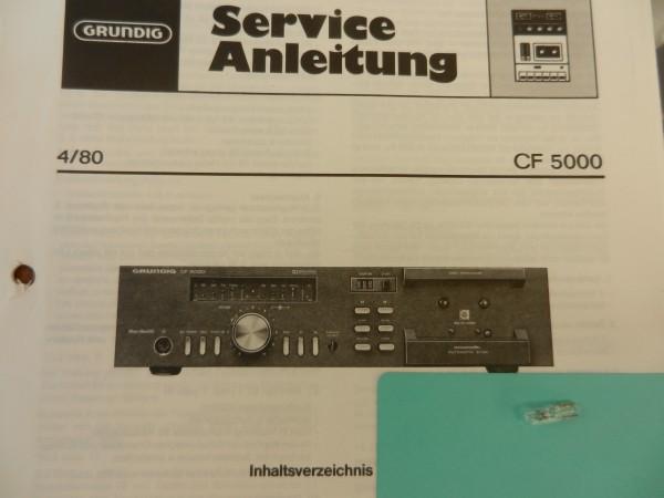 Lämpchen für Tape CF 5000-2 CF5000 GRUNDIG