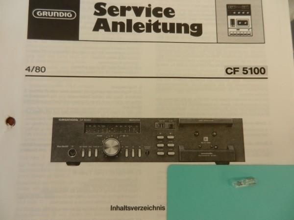 Lämpchen für Tape CF 5100-2 CF5100 GRUNDIG