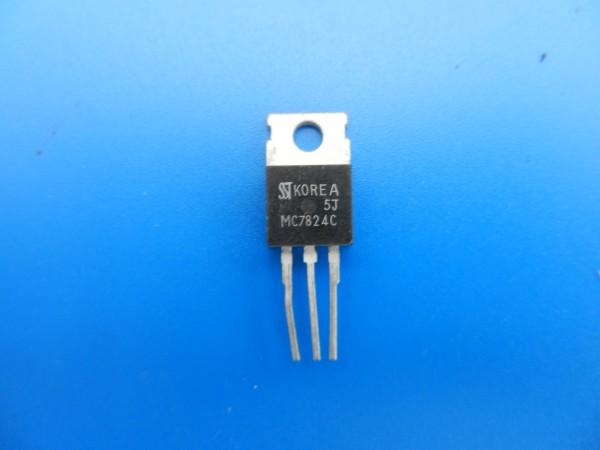 uA7824 - 24V Stabi IC für GRUNDIG z.B. CF 5500-2