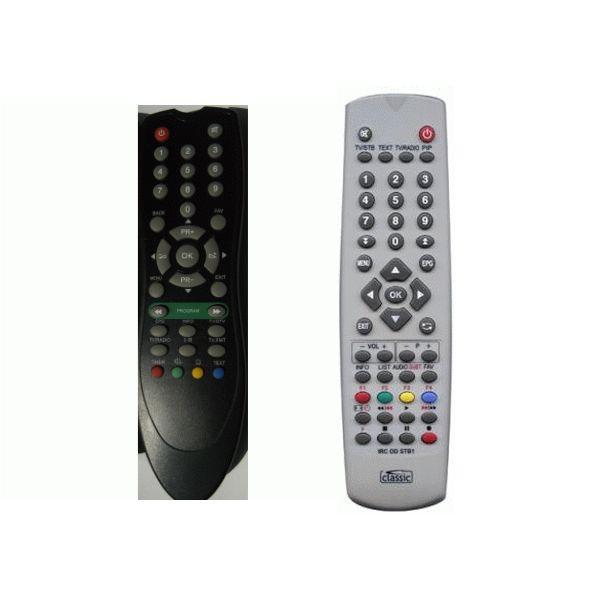 Imperial TX mobil DVB-T Ersatz Fernbedienung
