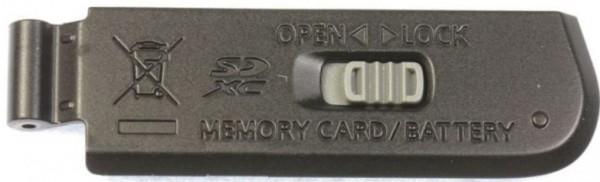 Batteriedeckel für LUMIX DMC SZ10 Panasonic Digital Kamera