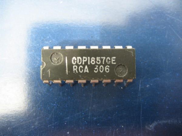 IC CDP1857CE für SATELLIT 600 / 650