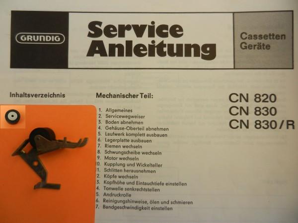 Tonrolle für CN830 CN 830 CN 820 von GRUNDIG