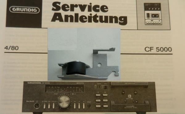 Tonrollenhebel für CF 5000 CF5000 GRUNDIG