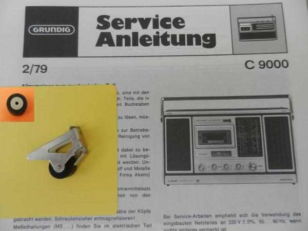 Tonrolle für C9000 C 9000 Automatik von GRUNDIG