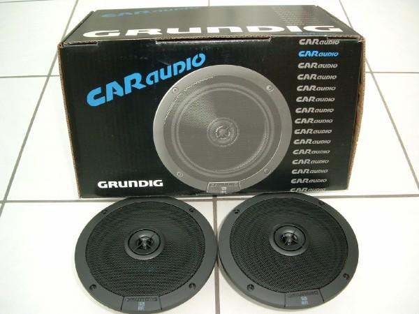 LU1620 GRUNDIG 2-Wege Einbau Lautsprecher Boxen 2x 90 Watt -NEU
