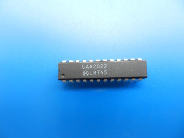 UAA 2022 Treiber IC für GRUNDIG Hifi Geräte