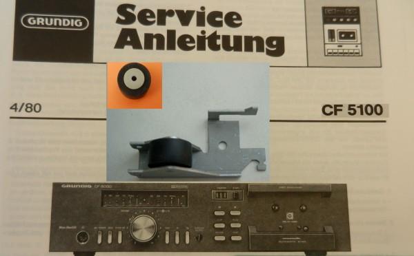 Tonrolle für CF5100 CF5100-2 GRUNDIG