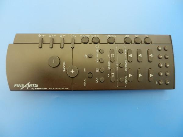 Fine Arts URC / M100 Hifi Original Fernbedienung, gebraucht