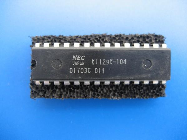 Prozessor IC D1703D 011 für Tuner T20 GRUNDIG