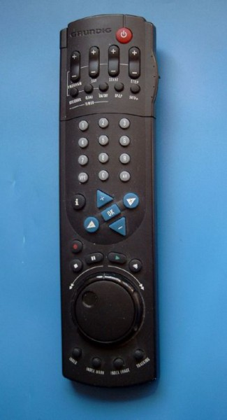 RP 540 F GRUNDIG Video Original Fernbedienung